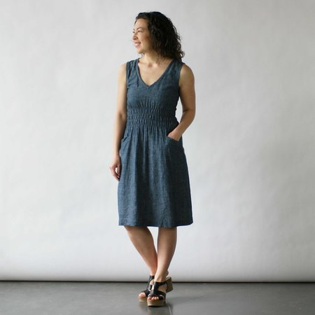 modaspia Fiji Dress - Denim