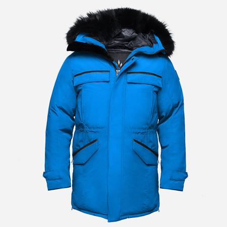 Arctic Bay Labrador Trekking Parka - Royal Blue