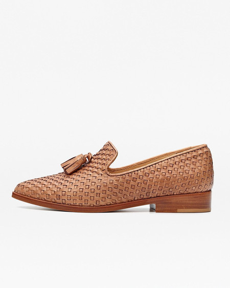 Nisolo Frida Woven Loafer 5 for 5