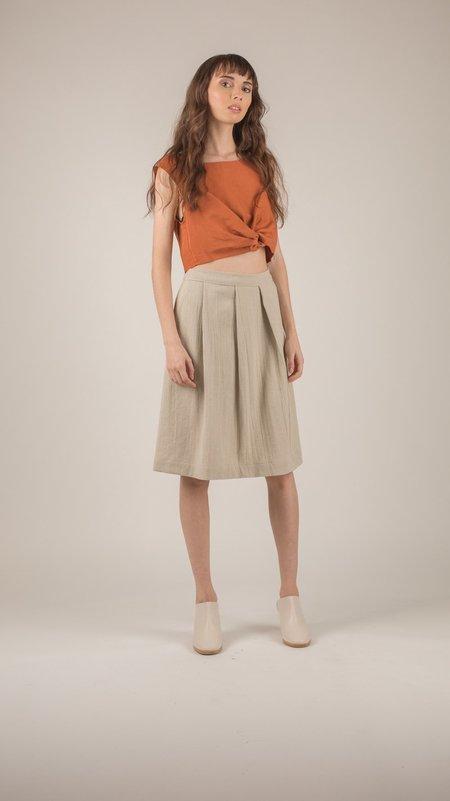 Han Starnes Color Grown Skirt