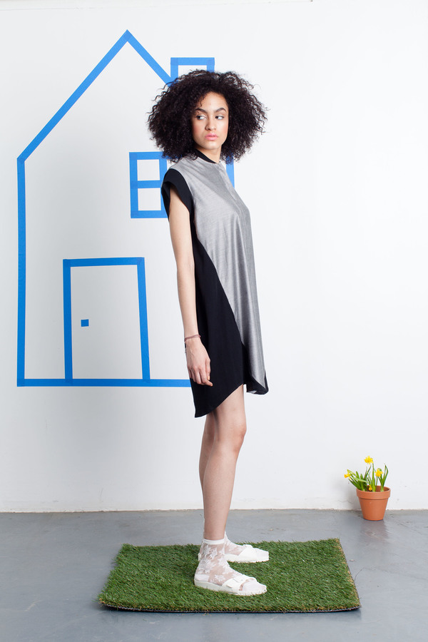 House of 950 Tee Shirt! Dress