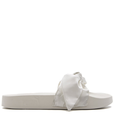 Puma Fenty By Rihanna Bow Slide / Marshmallow