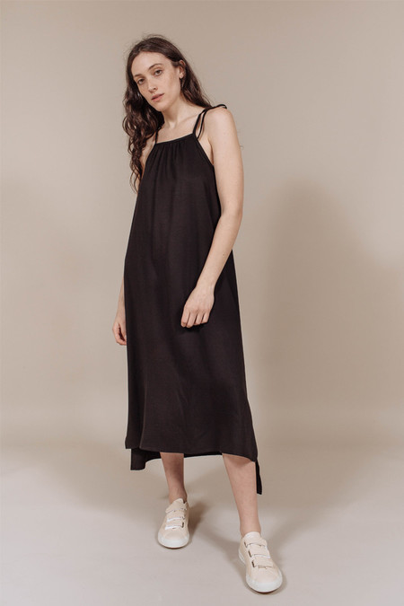 Priory Pytha Dress in Black