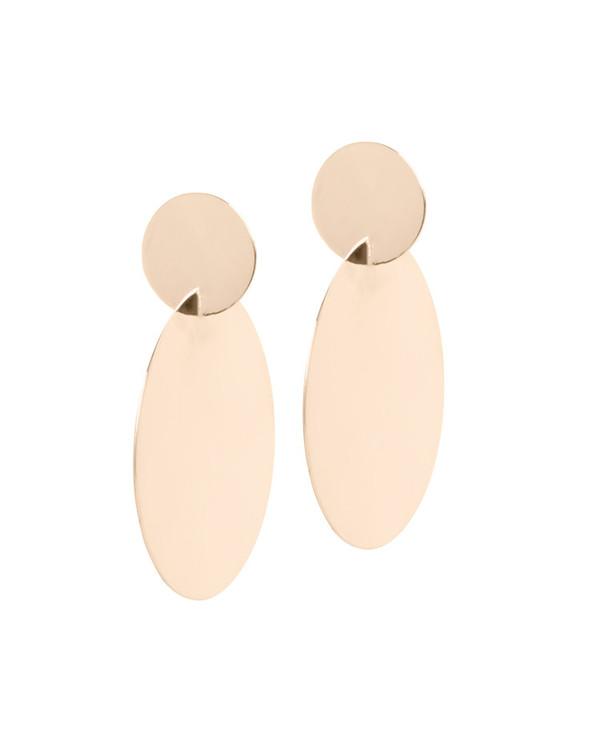 Minoux Jewelry Lionheart Earrings