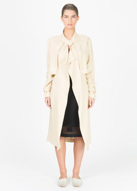 Margaux Lonnberg Sean Robe Coat