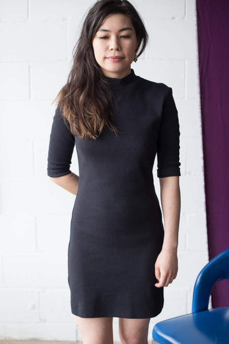 Odeyalo Loic Dress (Black)