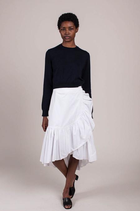 Camilla Skirt - Blanc