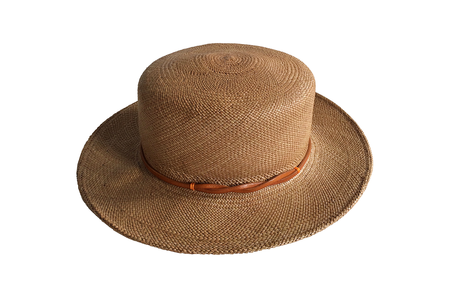 Yestadt Millinery WHISTLE BOATER TAN
