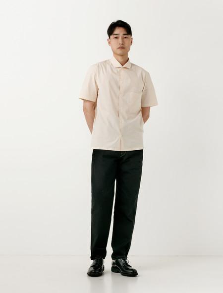 Lemaire Five Pocket Denim Pants Black