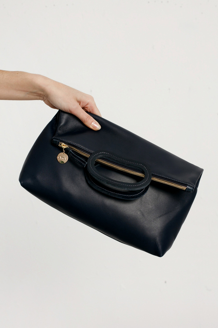Clare V. - Marcelle Bag - Navy