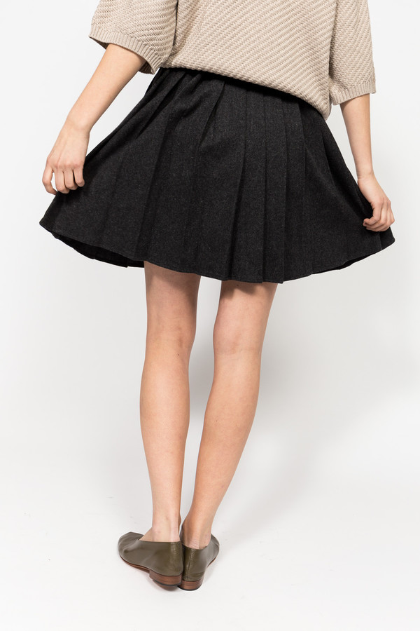 You Must Create Pleated Skirt