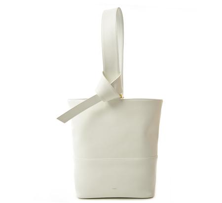 Vasic White Bolder Bag
