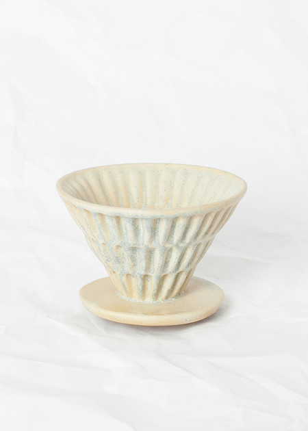 Sarah Kersten Ceramic Coffee Cone