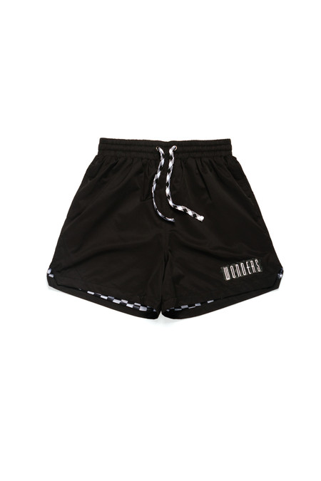 Wonders Reflective Graphic Military Training Shorts