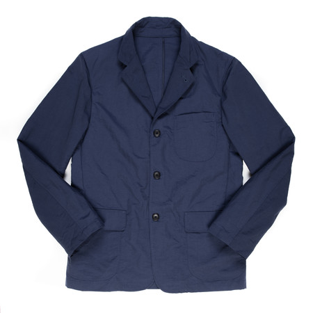 Battenwear Travel Blazer - Navy