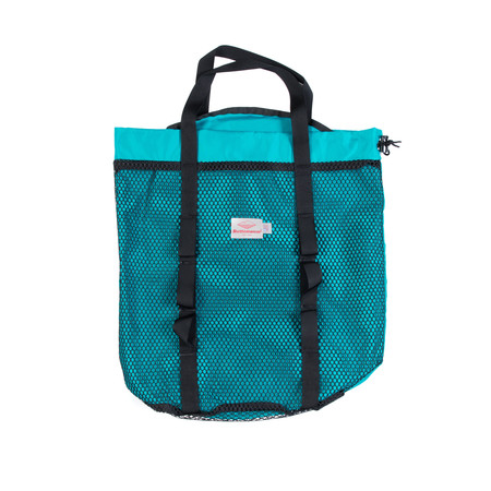 Battenwear Wet-Dry Bag - Turquoise