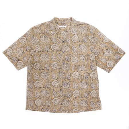 s.k. manor hill Aloha Shirt - Floral Print