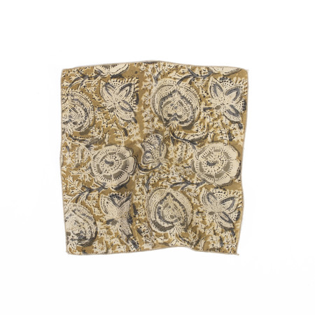 s.k. manor hill Pocket Square - Floral Print