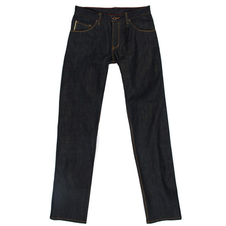Raleigh Denim + Workshop Alexander Work Jeans - Cone Mills 12.5 Ounce