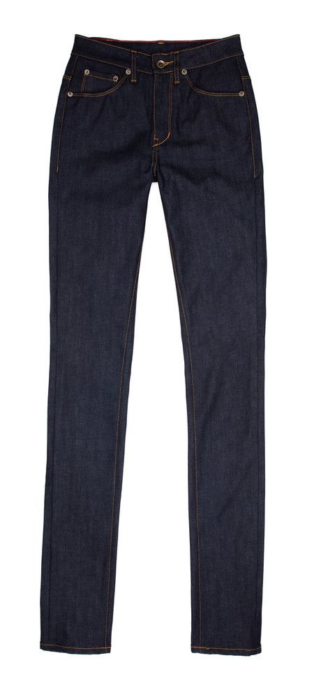 Raleigh Denim + Workshop Haywood Women's Jean - Cone Mills Raw Stretch Denim
