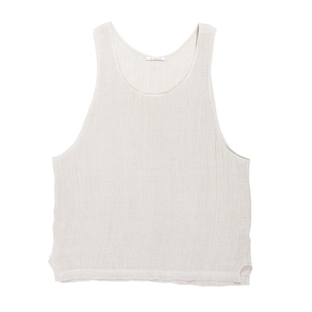 s.k. manor hill Tank Top - Natural