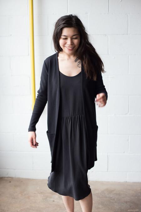 Hutchison Yuna Cardigan - Black