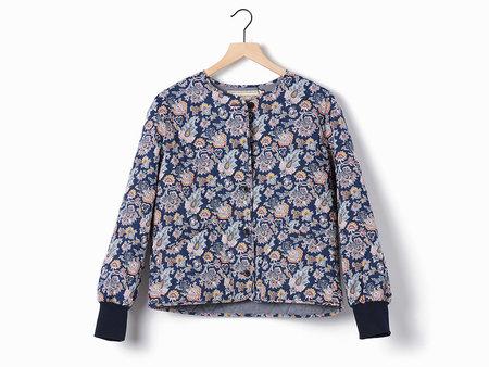 Maison Kitsune Quilted Jacket