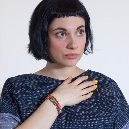 Marijke Bouchier Confetti Bracelet