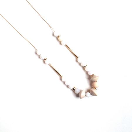 Meiresthai Design Dash Dot Necklace