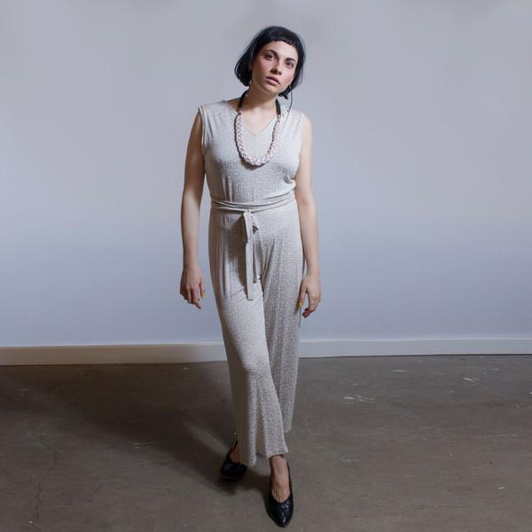 Dagg & Stacey 'Hill Wrap Jumpsuit'