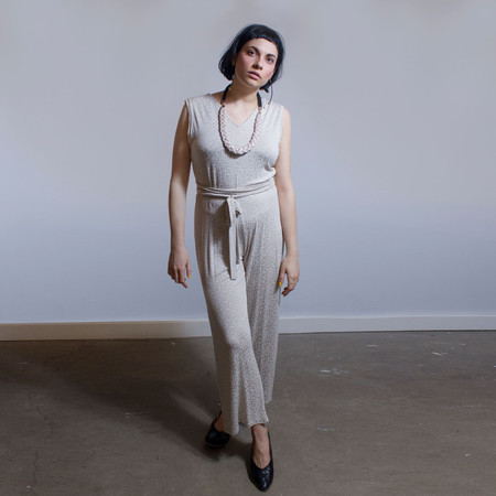Dagg & Stacey 'Hill Wrap Jumpsuit'