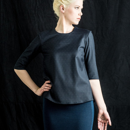 Bodybag by Jude Clothing Stardust Top