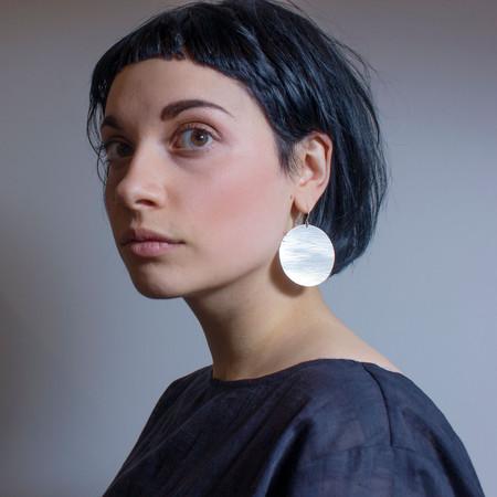 Jessie Phoenix Disc Earrings Large