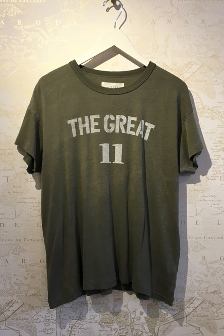 The Great Varsity Graphic Tee