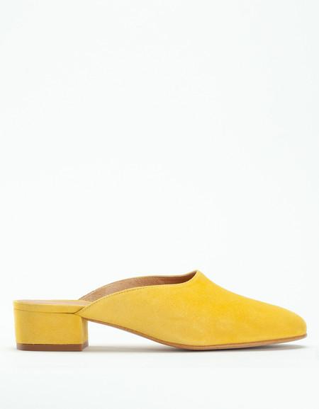 Paloma Wool Pia Mule - Intense Yellow