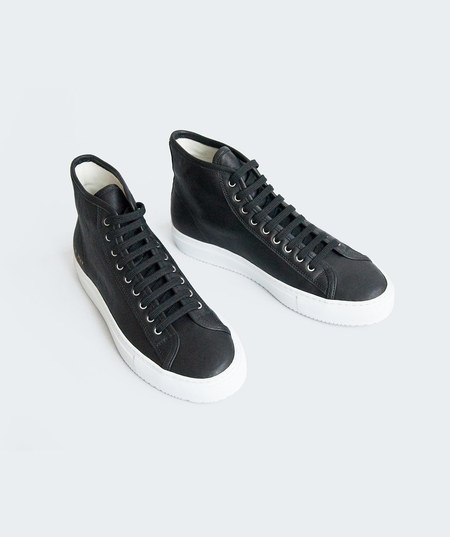 Woman by Common Projects Tournament Hi - Black
