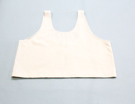 Study NY Tank 1 Natural Raw Silk