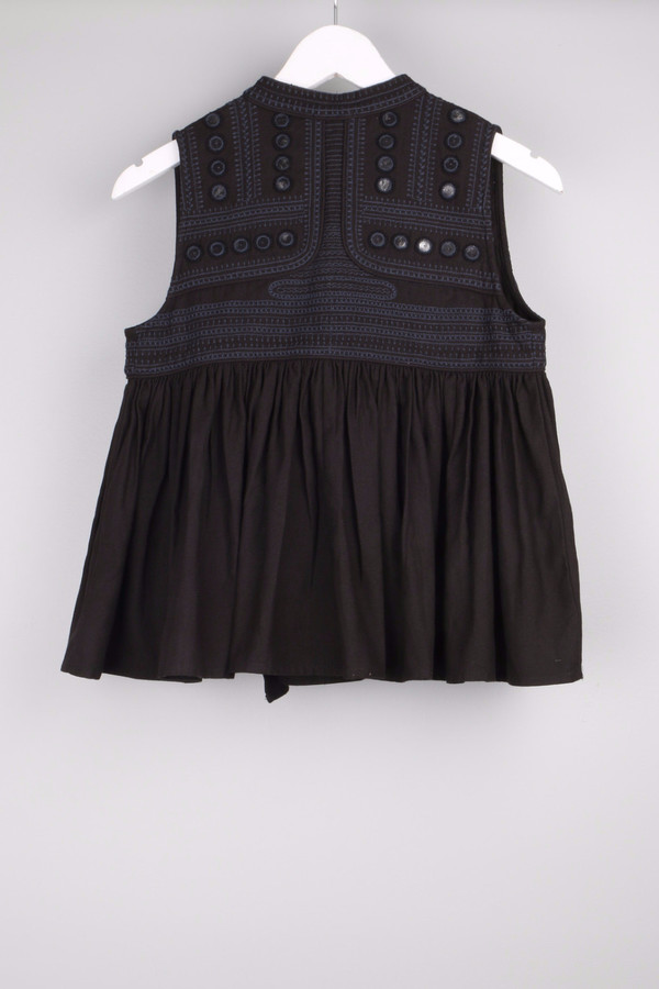 Ulla Johnson Arya Vest