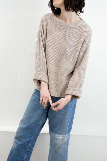Micaela Greg Seed Sweater - Oat