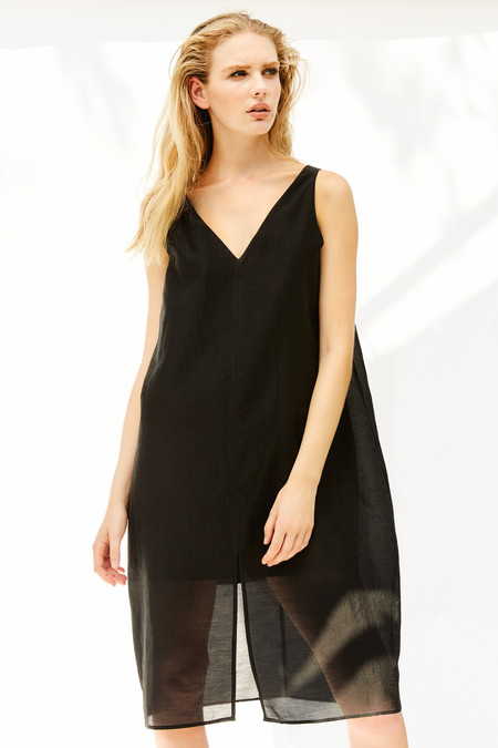 Devlyn Van Loon Tank Split Dress