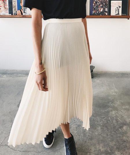 Shaina Mote Sol Skirt - Pearl