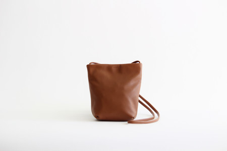 Baggu Cross Body Bag Saddle
