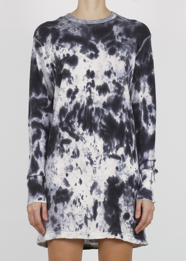 complexgeometries plank sweater | inkblot
