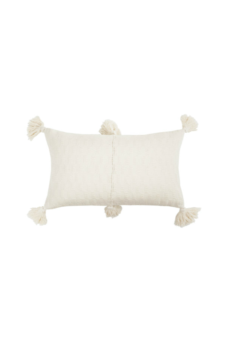 Archive New York Antigua Pillow, natural white
