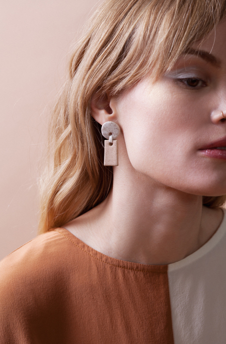 Gamma Folk Yume Earrings