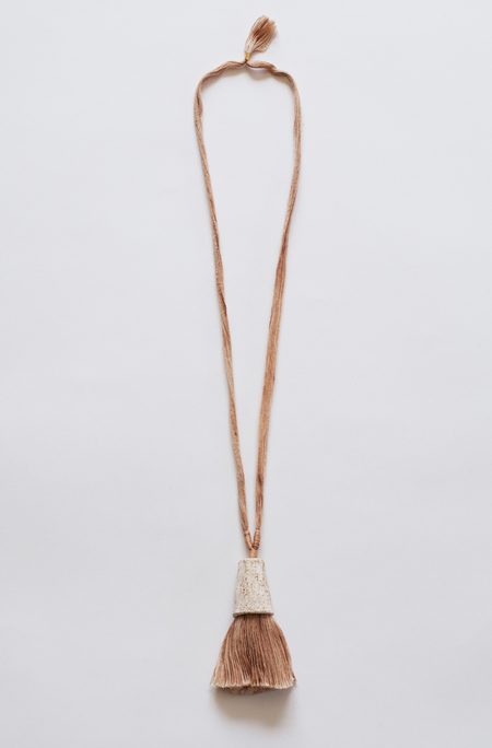 Gamma Folk Necklace No. 41