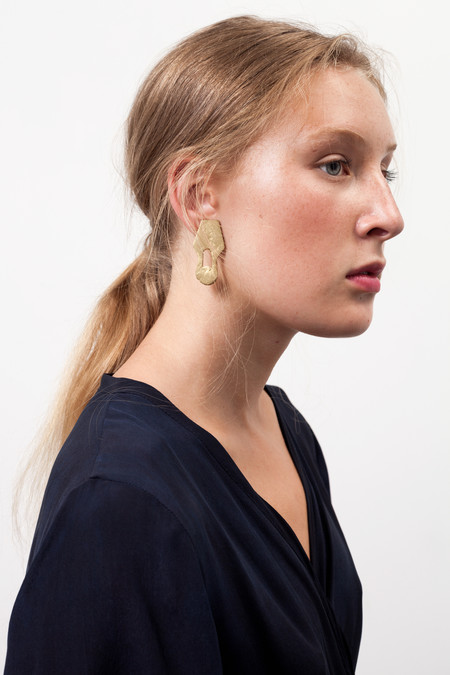 Osei-Duro Cut Out Earrings