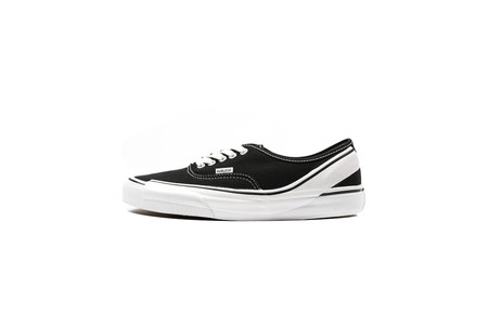 Purlicue CANVAS SNEAKERS LOW - BLACK
