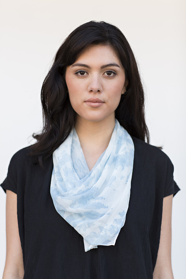 Miranda Bennett Silk Square