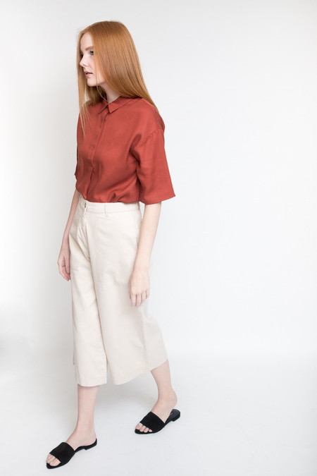 Native Youth Aura Culotte / Oatmeal